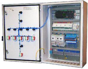 Шкаф управления вентиляцией на заказ