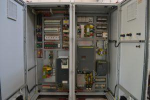 Шкаф управления краном с плавным пуском