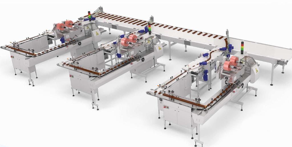 Разработка автоматики упаковочной линии